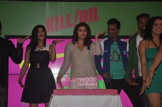 Parineeti_kil dil_sadja song launch-5