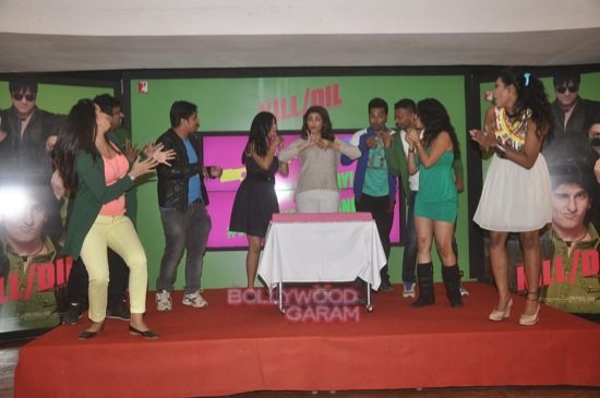 Parineeti_kil dil_sadja song launch-6