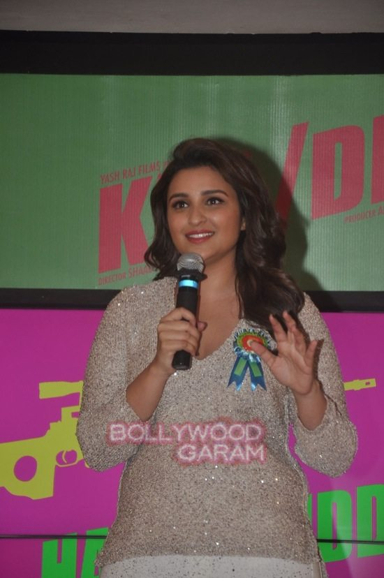 Parineeti_kil dil_sadja song launch-8