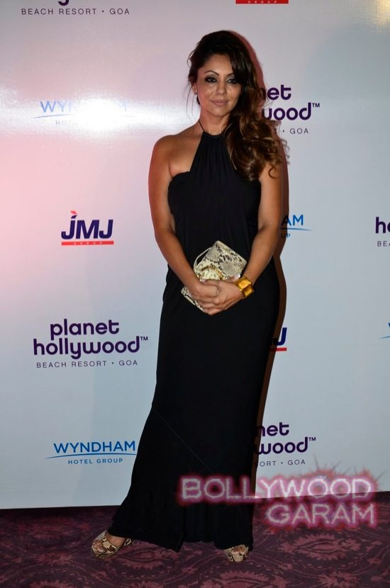 Planet Hollywood launch in India-2