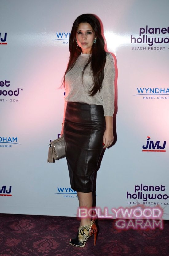 Planet Hollywood launch in India-5