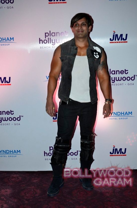 Planet Hollywood launch in India-7