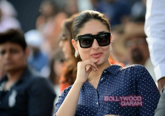 Polo Cup 2014 Saif and Kareena-11