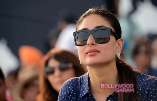 Polo Cup 2014 Saif and Kareena-12