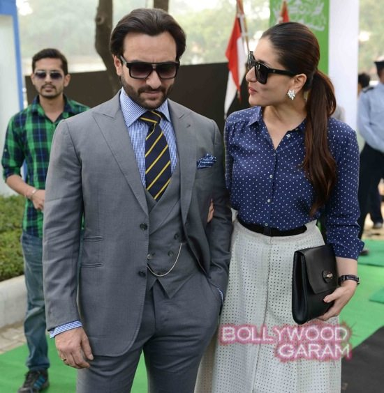 Polo Cup 2014 Saif and Kareena-15