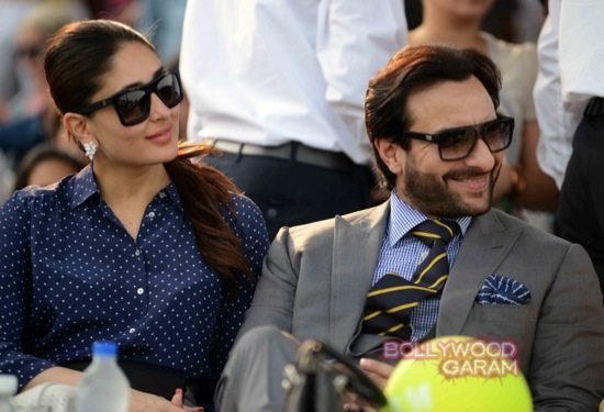 Polo Cup 2014 Saif and Kareena-19
