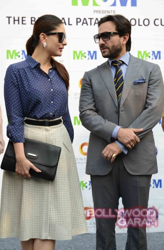 Polo Cup 2014 Saif and Kareena-21