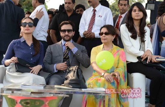 Polo Cup 2014 Saif and Kareena-4