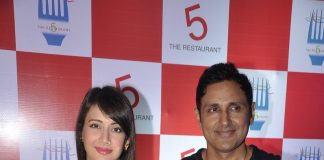 Preeti Jhangiani and Pravin Dabas attend 5 The Restaurant launch event