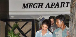 Priyanka Chopra attends Sameer Arya's bash