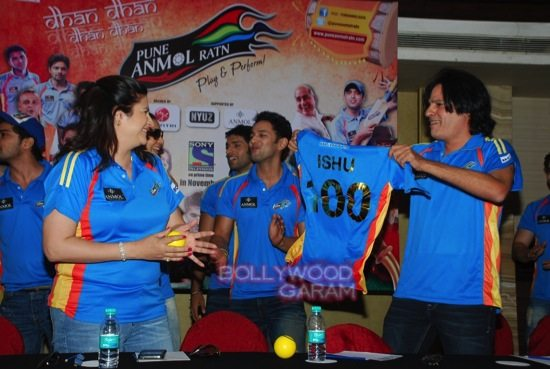 Pune Anmol Ratn jersey_Box Cricket  -8