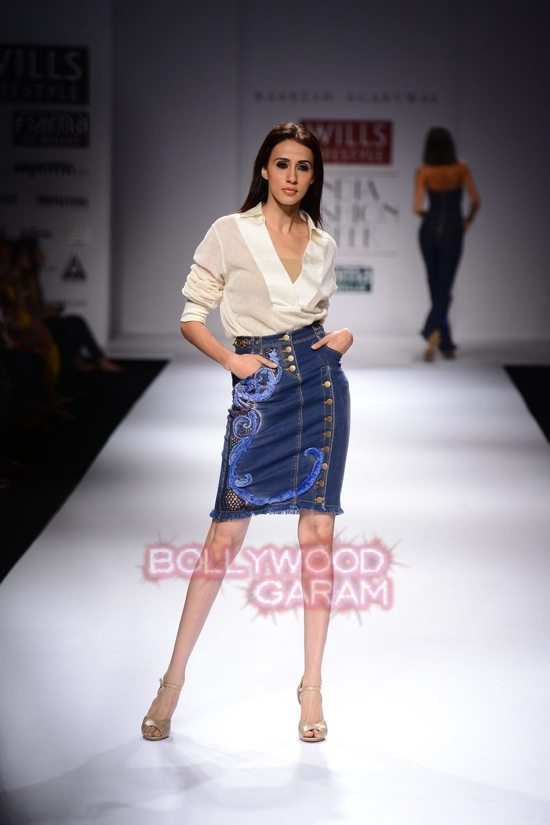 Raakesh A_WIFW 2015 denim wear-9