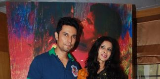 Nandana Sen and Randeep Hooda promote 'Rangrasiya'