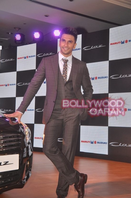 Ranveer Singh launches Maruti Ciaz-10
