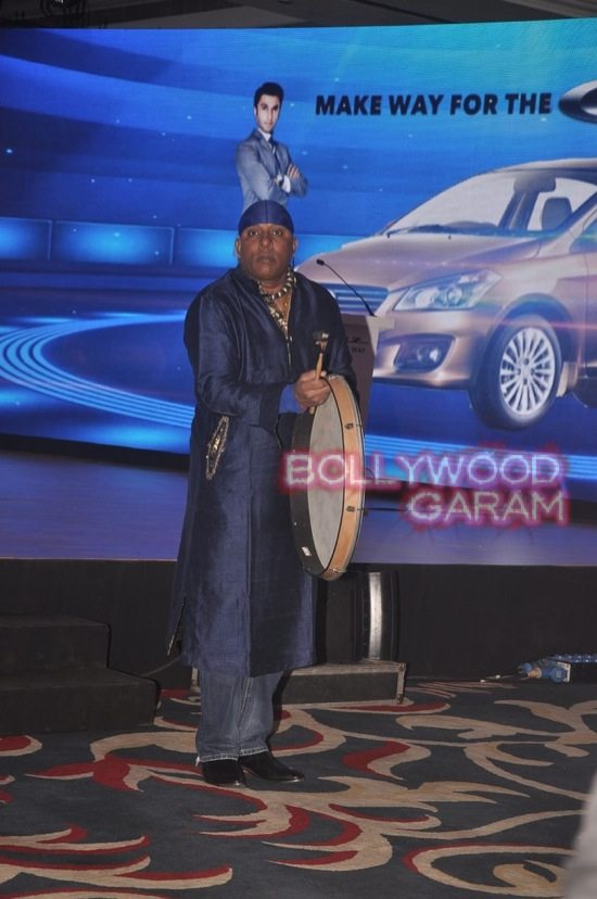 Ranveer Singh launches Maruti Ciaz