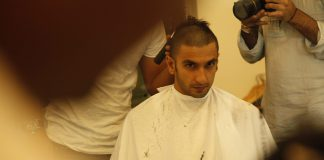 Ranveer Singh's Bajirao Mastani look revealed