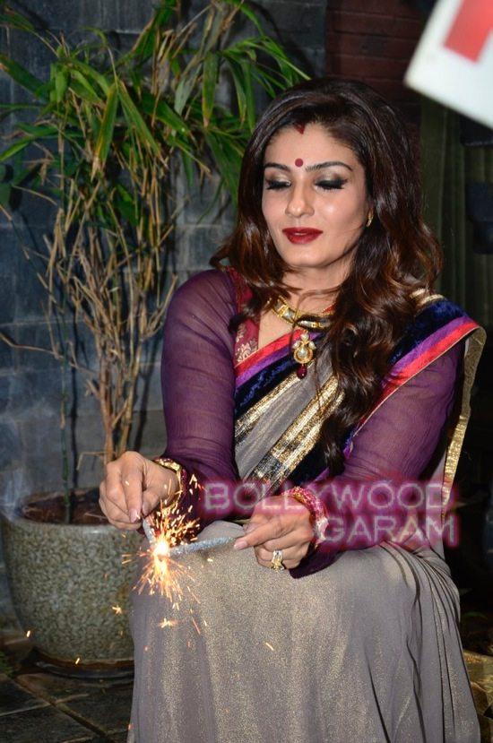 Raveena Tandon Diwali-3