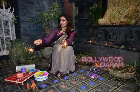 Raveena Tandon Diwali-8