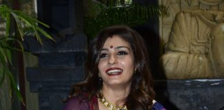 Raveena Tandon prepares for Diwali in her own style