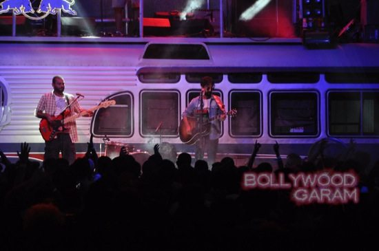 Redbull Tour Bus in Mumbai-3