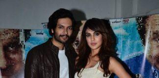Rhea Chakraborty and Ali Fazal promote Sonali Cable
