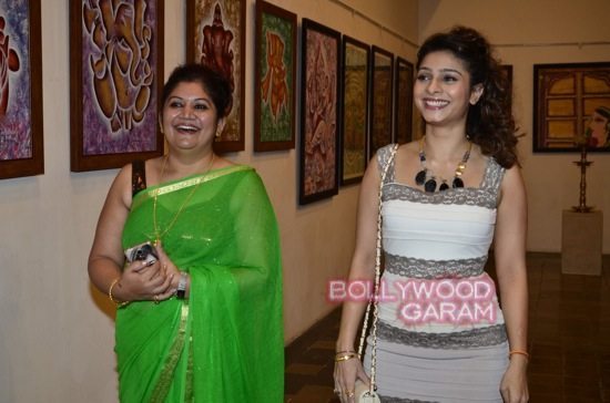 Rishi Kapoor art exhibition-1