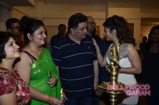 Rishi Kapoor art exhibition-12