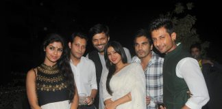 Box Cricket League Rowdy Bangalore team celebrates Diwali