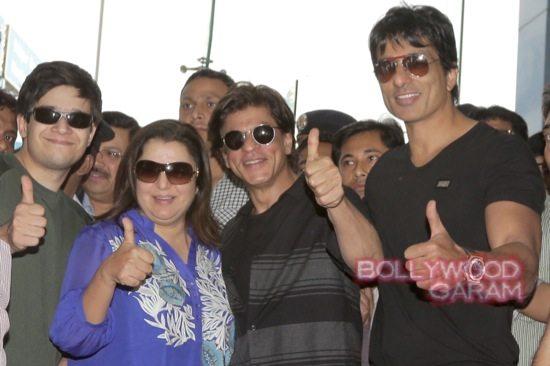 SRK Mamata Banerjee HNY-2