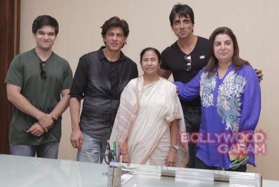 SRK Mamata Banerjee HNY-4