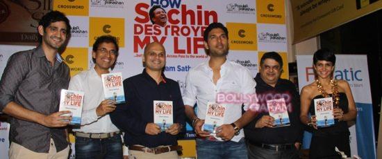 Sachin Book launch-5