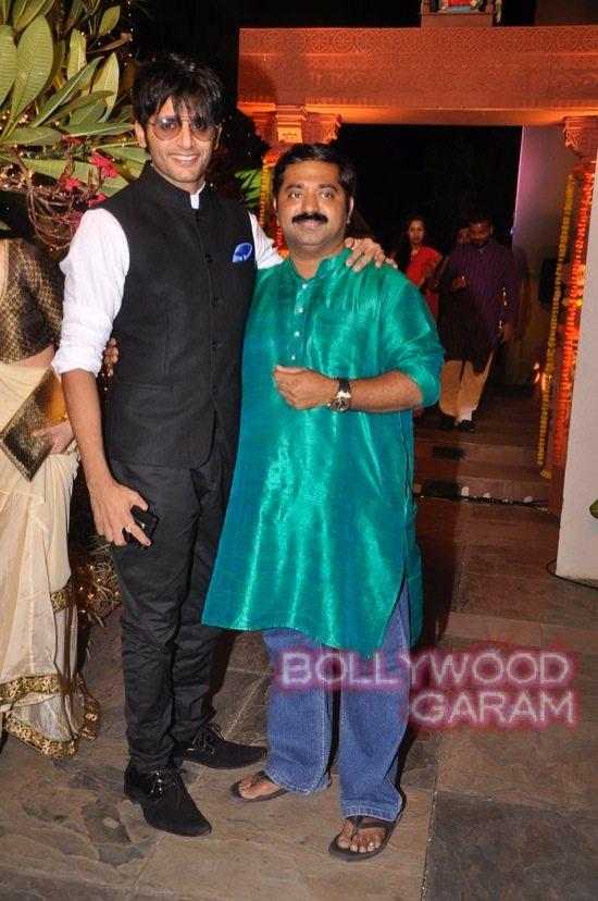 Sachin Joshi Diwali bash-13