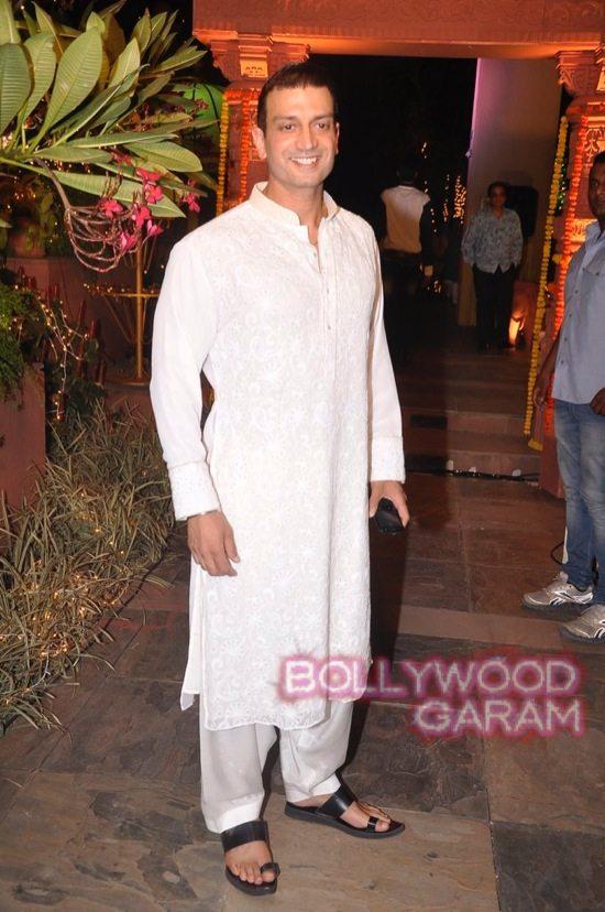 Sachin Joshi Diwali bash