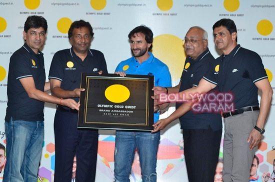 Saif Ali Khan Olympic Gold Quest Brand Ambassador-1