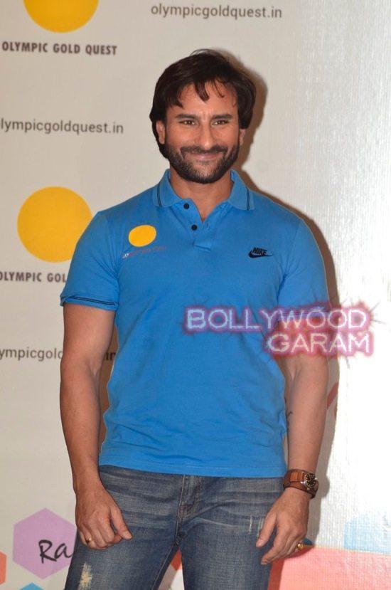 Saif Ali Khan Olympic Gold Quest Brand Ambassador-4