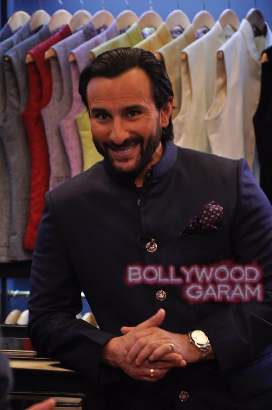 Saif Ali Khan launches mens jewellery store-6