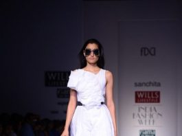 Wills Lifestyle India Fashion Week 2015 photos – Sanchita shows impressive collection
