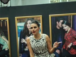 Wills Lifestyle India Fashion Week 2015 Photos – Sania Mirza, Neha Dhupia, Aditi Rao Hydari and Huma Qureshi on Day 3