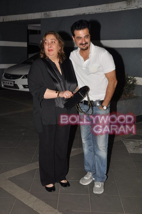 Sanjay Kapoor party-11