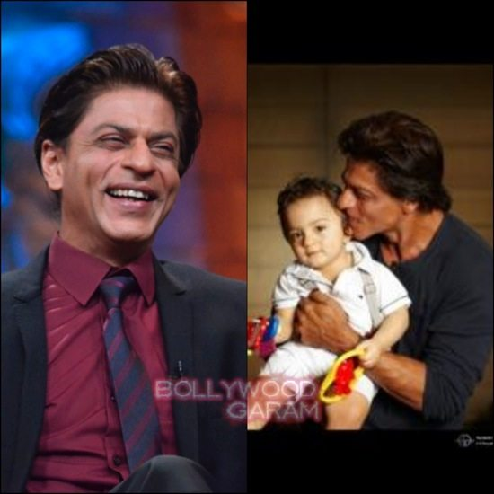 Shah Rukh Khan son AbRam Khan Eid