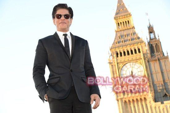 Shahrukh Khan receives Global Diversity Award-2