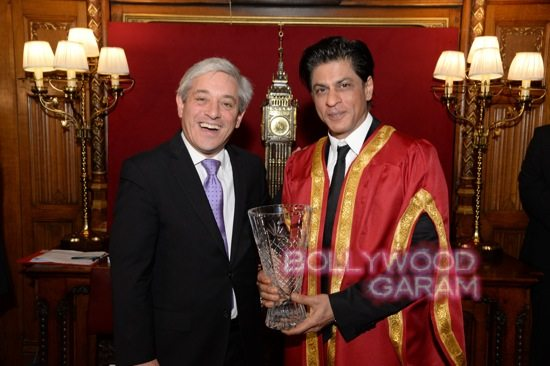 Shahrukh Khan receives Global Diversity Award-3