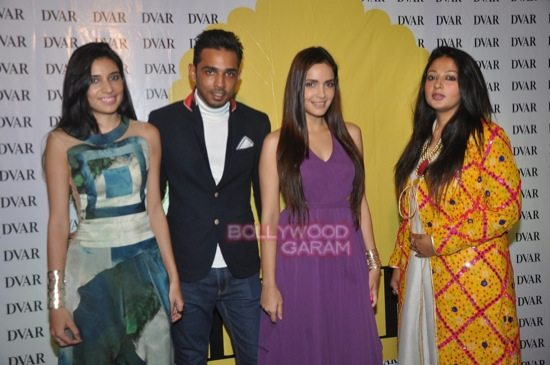 Shazahn and Ira Dubey attend Soniya VEMB preview.-8