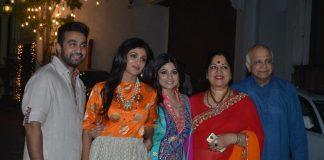 Shilpa Shetty and Raj Kundra host Diwali bash for friends
