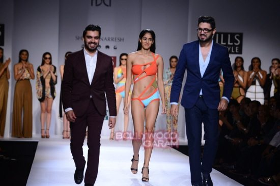 Shivan and Naresh beach wear WIFW 2015-24