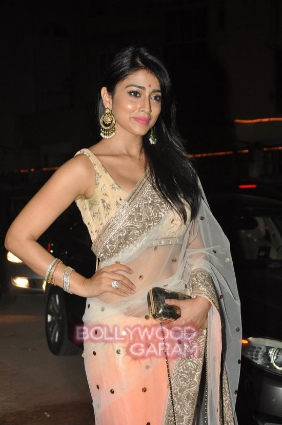 Shriya saran and Sophie chaudry_diwali bash-6