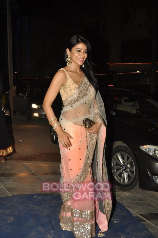 Shriya and Sophie chaudry_diwali bash-7