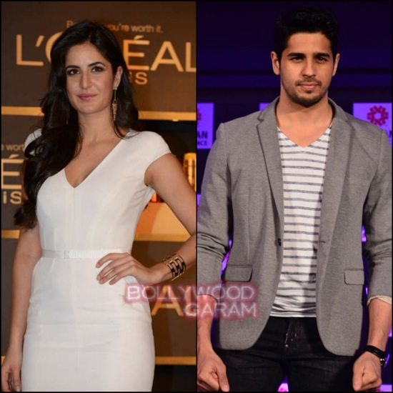 Sidharth Malhotra and Katrina Kaif movie