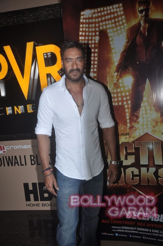 Sonakshi Sinha and Ajay Devgn launch song-2