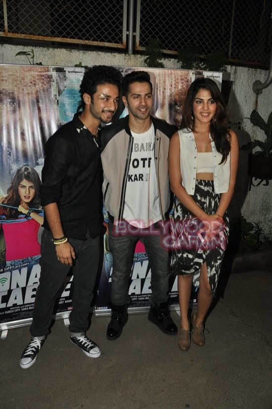 Sonali cable screening_rekha_varun dhawan-3